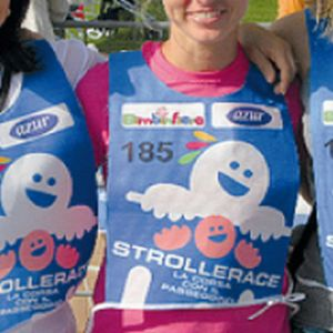 Numbered Race Bibs